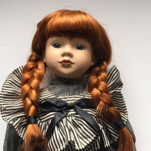 """16"""" Porcelain Collection Doll"""